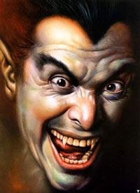 Дракула – изобретатель массового террора