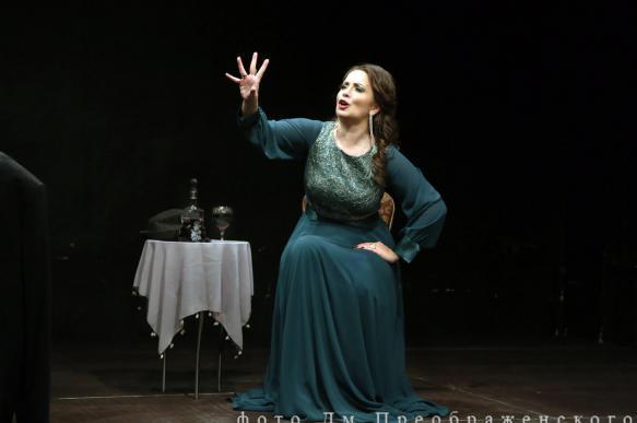Единственную пьесу знаменитого Габриэля Маркеса представляет дом Актера. 383104.jpeg