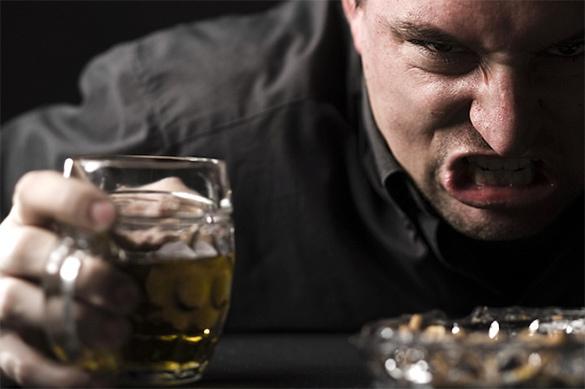 Статистика: в Питере действительно продолжают пить!