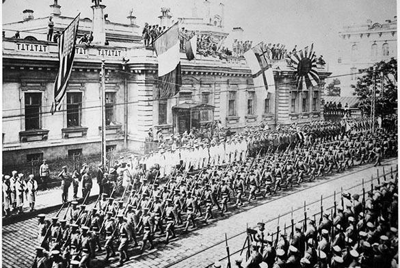 """Факты истории: Америка """"вторгалась"""" в Россию во время Гражданской войны. 379105.jpeg"""
