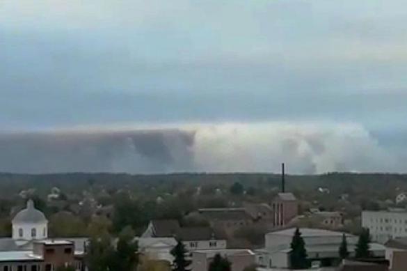 Украинский министр приписал России в пожарах на военных складах. 393106.jpeg