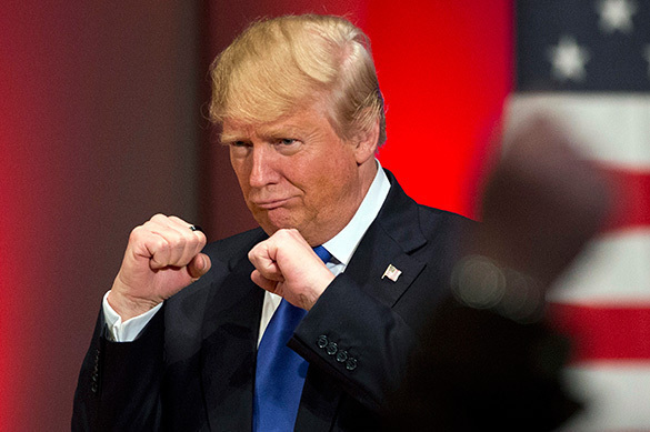 Трамп был прообразом миллиардера Биффа из фильма Назад в будуще