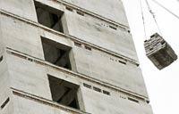 Упавшая бетонная плита насмерть задавила подростка