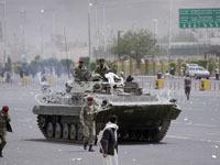 Во время новых боев в Йемене погибли 37 человек. yemen