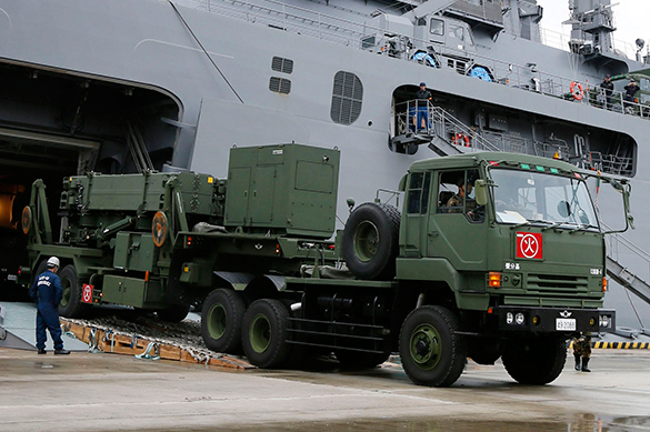 США развернут ракеты в Европе для ядерного удара по России. ракетная установка, патриот, patriot