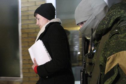 Предложения Савченко по обмену пленными неприемлемы