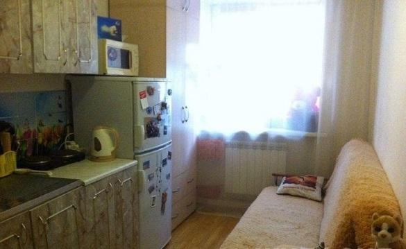 Квартира в 12 кв. м с душем в кладовой и кухней без раковины стоит 430 тыс. рублей. 398108.jpeg