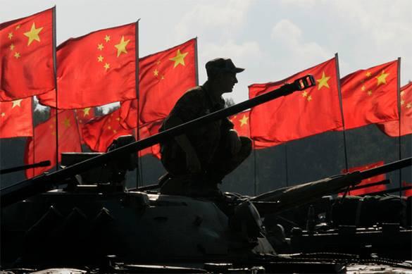 СМИ: У России появилось полтора миллиарда союзников. китайская армия