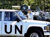 К охране миссий ООН могут подключить ЧОПы