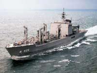 Японские корабли направились на борьбу с пиратами