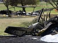 Во Франции столкнулись два самолета