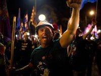 Бастующие шахтеры больше двух недель шествовали до Мадрида. 266111.jpeg