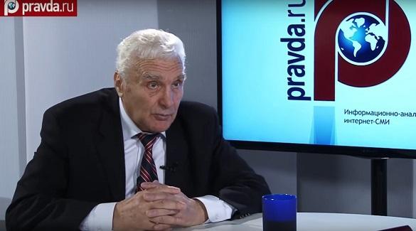Борис СЛАВИН: актуальность Октябрьской революции очевидна