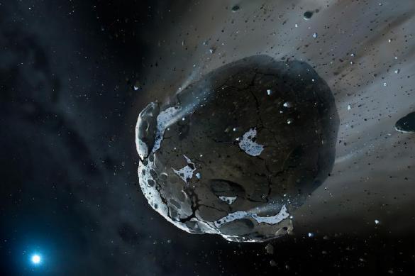 Ученые назвали последствия удара астероида