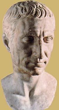 Юлию Цезарю - от благодарных соотечественников