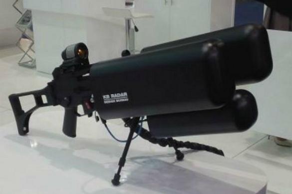Новинка белорусских оружейников может «глушить» дроны в радиусе двух километров
