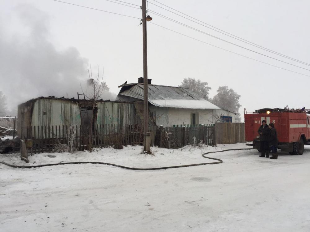 Отец сгоревших под Новосибирском детей предпочел спасти из огня любовницу. Отец сгоревших под Новосибирском детей предпочел спасти из огня