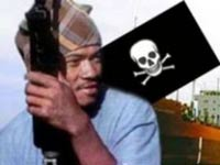 Сомалийские пираты взяли в плен украинское судно