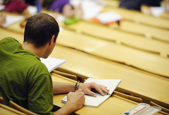 The Local: Австрийским студентам дали на экзамене нацистский текст. Австрийским студентам дали на экзамене нацистский текст