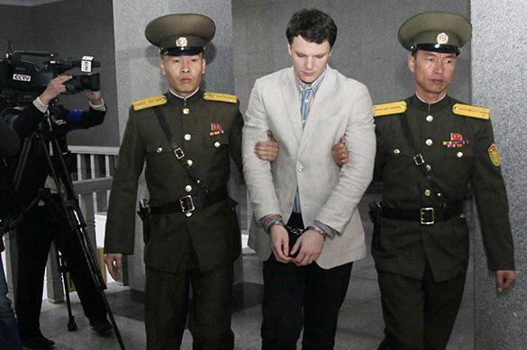 В КНДР осудили американца