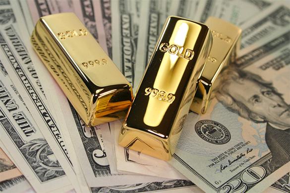 Доллару нет веры: Золото взлетело в цене на