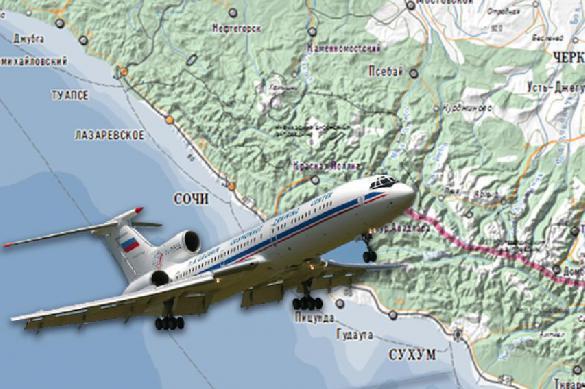 СК ставит точку: погибший Ту-154 Минобороны не взорвали. 381113.jpeg