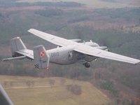 В Польше разбился военно-транспортный самолет