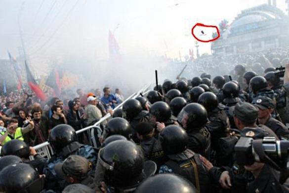 Оппозиция проигнорировала годовщину событий на Болотной площади. Болотная площадь 6 мая 2012 года