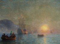 Картина Айвазовского продана за рекордную сумму