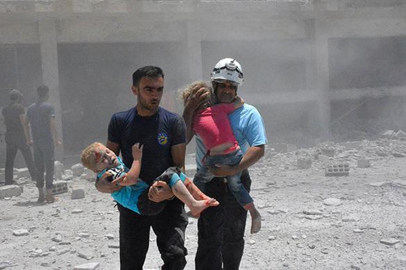 Захарова обвинила США вподготовке провокации вСирии