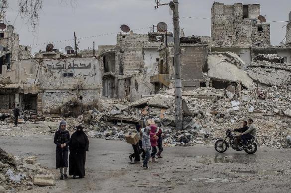 Иначе умрут все: террористы в Восточной Гуте поставили ультиматум. 384115.jpeg