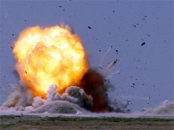 Палестинские боевики выпустили две ракеты по Израилю