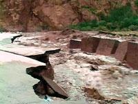 Селевые потоки в Афганистане унесли десять жизней