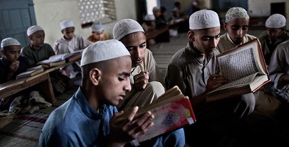 В Техасе начал работу Шариатский суд. Мусульмане читают Коран