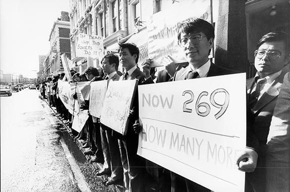 Южная Корея 1983 год