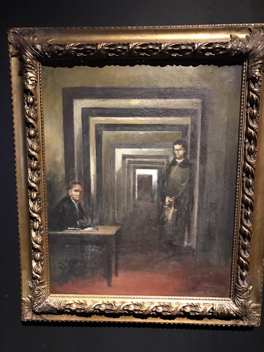 В Сале можно увидеть безумную картину Гитлера
