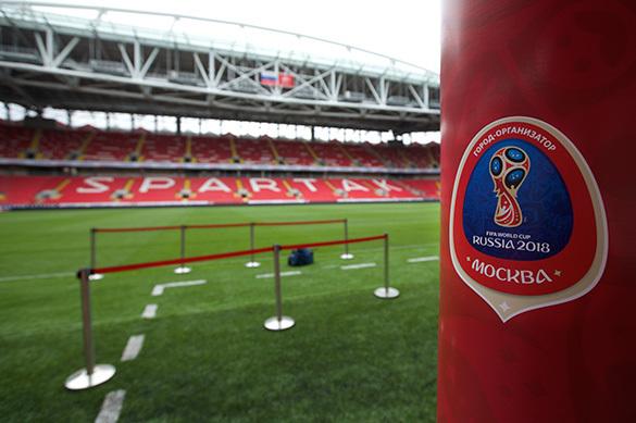 Футбол нерешает политические проблемы— ФИФА