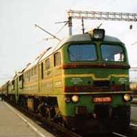 На Сахалине прервано железнодорожное движение
