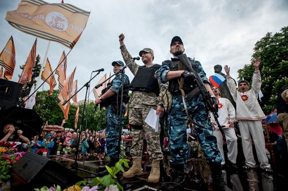 Денис Пушилин: Ополченцы – безоружная армия Донбасса. 292118.jpeg