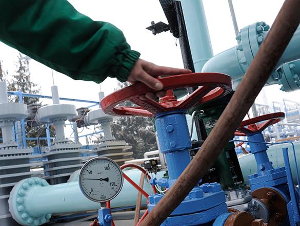 Из России на Украину начались поставки предоплаченного газа. 306118.jpeg