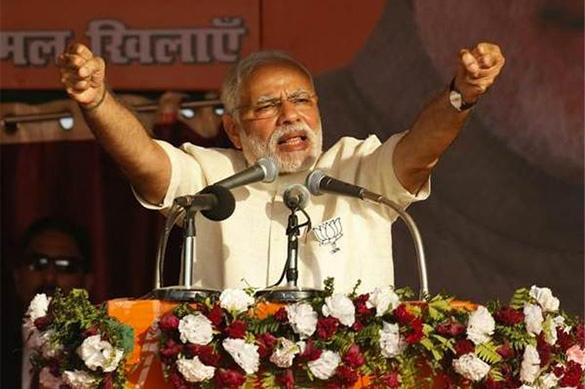 Премьер Индии открыл мост, способный выдержать проход танков
