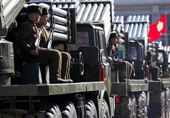 КНДР официально заявила о предстоящей ядерной войне. КНДР официально заявила о предстоящей ядерной войне
