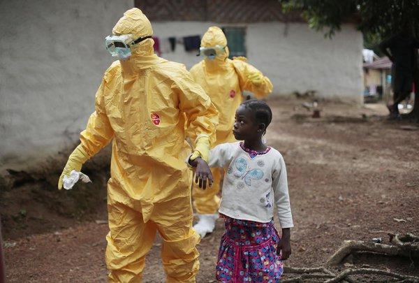 Вирусы в засаде. Эбола отдыхает. вакцина против эболы