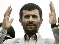 Предвыборный штаб Ахмадинежада атаковали мотоциклисты