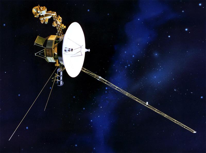 NASA впервые с 1980 года запустило резервные двигатели Voyager‐1. NASA впервые с 1980 года запустило резервные двигатели Voyager‐1