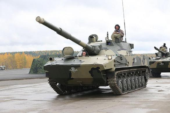 """В США рассказали о плюсах и минусах """"падающего с неба"""" российского танка. 390120.jpeg"""