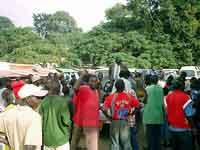 На выборах в Мозамбике лидирует правящая партия