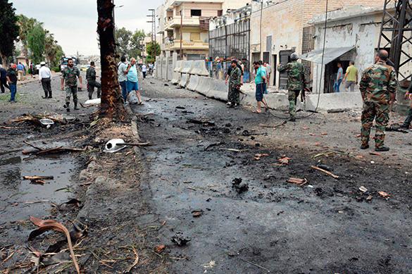 Семь гуманитарных акций провели накануне в Сирии российские воен