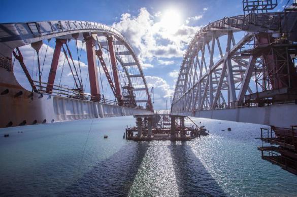 Росгвардия сформирует морскую бригаду для охраны Керченского моста. Росгвардия сформирует морскую бригаду для охраны Керченского мос