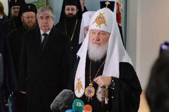 Патриарх устроил Болгарии семь минут позора. 384121.jpeg